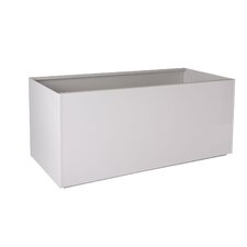 Aluminum Rectangular Planter
