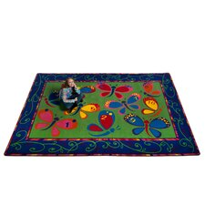 Learning on the Fly Kids Rug