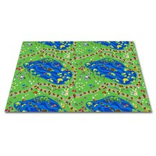 <strong>KidCarpet.com</strong> Stepping Stones Kids Rug