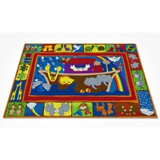 <strong>KidCarpet.com</strong> Two By Two Bible Kids Rug