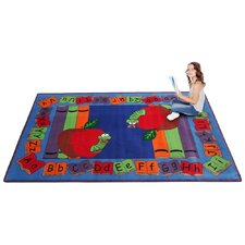 <strong>KidCarpet.com</strong> Let's Book It Story Kids Rug