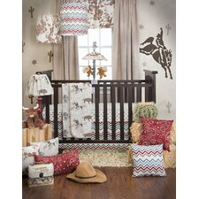 Happy Trails Crib Bedding Collection