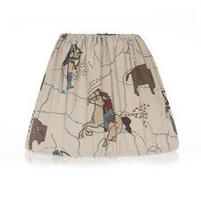 "12"" Happy Trails Lamp Shade"