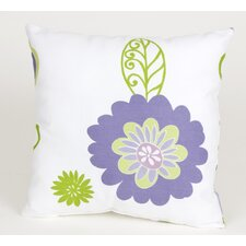 <strong>Sweet Potato by Glenna Jean</strong> LuLu Flowers Pillow