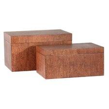 Cinnamon Box (Set of 2)