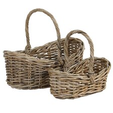 French Egg Basket (Set of 2)