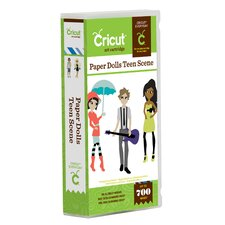 Cricut Paper Dolls Cartridge