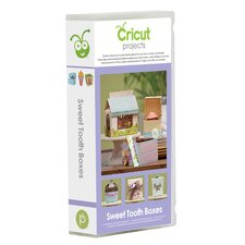 Cricut Sweet Tooth Cartridge
