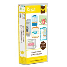 Cricut Creative Card Cartridge