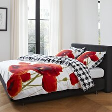 Mary Poppy Duvet Cover Collection