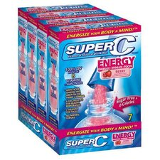 Energy Berry Drink Mix (Pack of 4)