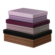 Paper Boxes (Set of 3)