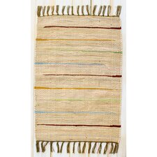 Canyon Natural Stripe Rug