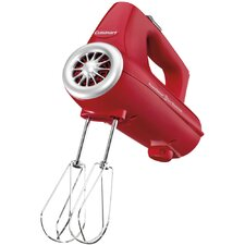 <strong>Cuisinart</strong> PowerSelect 3-Speed Hand Mixer