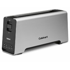 <strong>Cuisinart</strong> 2-Slice Long Slot Toaster