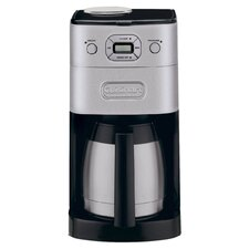<strong>Cuisinart</strong> Grind and Brew Thermal 10 Cup Coffee Maker