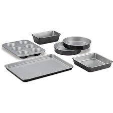 6 Piece Chefs Classic Non-Stick Bakeware Set