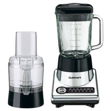 PowerBlend 7 Speed Blender and Food Processor