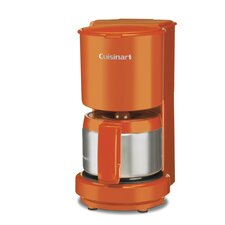 4-Cup Coffee Maker with Thermal Carafe