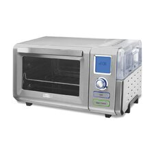 0.6-Cubic Foot Combo Steam and Convection Oven
