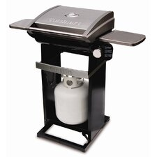 <strong>Cuisinart</strong> All-Foods Tabletop LP Gas Outdoor Grill with Veggie Panel