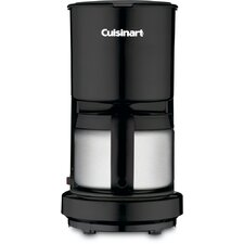 <strong>Cuisinart</strong> 4 Cup Coffee Maker with Thermal Carafe