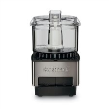 Mini-Prep Food Processor in Black