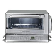 6-Slice Stainless Steel Toaster Oven