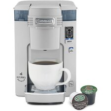 Compact Single Serve Coffee Maker