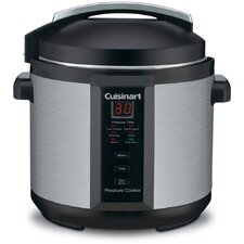 <strong>Cuisinart</strong> 6-qt. Capacity Electric Pressure Cooker
