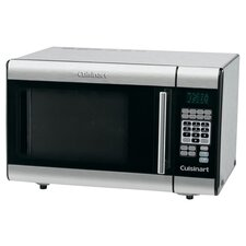 1.0 Cu. Ft. 900 Watt Microwave in Brushed Stainless