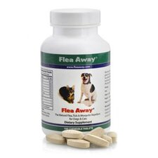 Flea Repellent Chewable Tablets