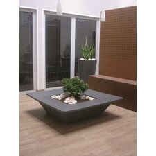 Bench Square Planter