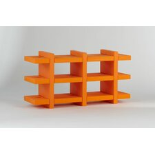 <strong>Slide Design</strong> Booky 3 Shelf Unit