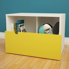 Taxi Mobile Toy Storage Bin
