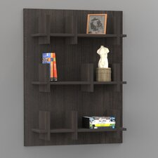 Allure Wall Panel Bookcase