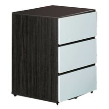 Atom 2-Drawer Filing Cabinet