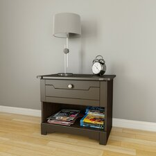 Dixon 1 Drawer Nightstand