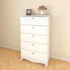 Dixie 5-Drawer Chest