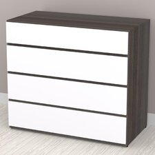 Allure 4 Drawer Dresser