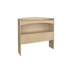 Alegria Bookcase Twin Headboard