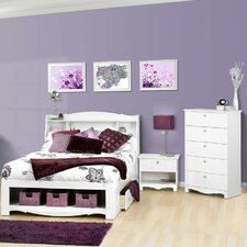 <strong>Nexera</strong> Dixie Panel Bedroom Collection