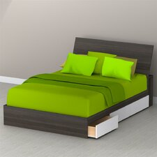 <strong>Nexera</strong> Allure Storage Bed Base