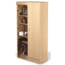 Wall Street Five Shelf Storage Unit
