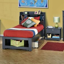 Dixon Bookcase Captain Bedroom Collection