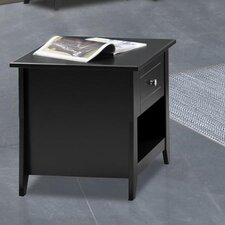 <strong>Nexera</strong> Tuxedo End Table