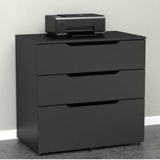 <strong>Nexera</strong> Next 3 Drawer Filing Cabinet