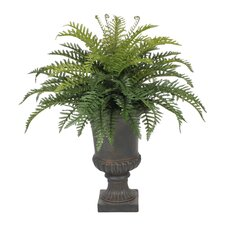 Artificial Floor Plant in Urn