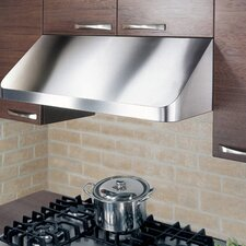 "29.75"" 680 CFM Brillia Series Under Cabinet Range Hood"