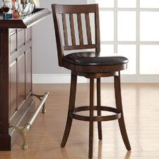 Swivel Mission Bar Stool